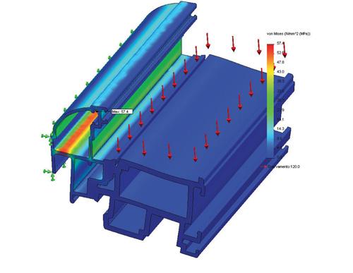 alfa solare Software di simulazione FEM